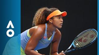Ashleigh Barty v Naomi Osaka match highlights (3R) | Australian Open 2018
