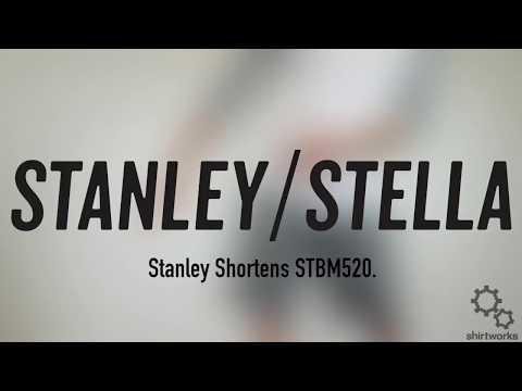 Stanley Stella Shortens Mens Jogging Shorts STBM520