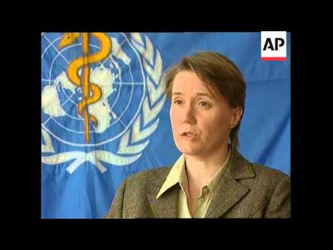World Health Organisation comments on suspected SARS and bird flu