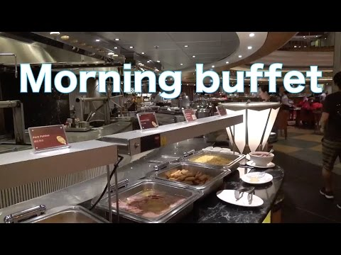 澳門威尼斯人(The Venetian Macau)Morning buffet