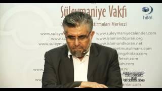 Kuran Sohbetleri Nisa Suresi 25.Ayet-2-Abdülaziz BAYINDIR