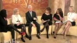 "Bill Clinton Talks About The Economy on ""The View"" 9-22-08"