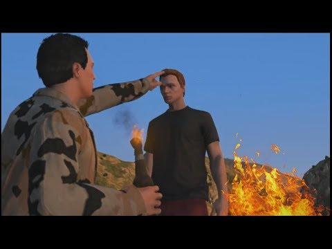 "Burns #7 Brennend ins HQ ""KW5Life"" - (GTA5 RP) [Shlorox]"