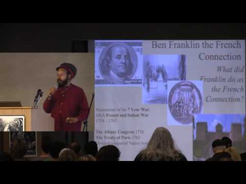 Ras Ben reveals mysteries of Ben Franklin and the Gates of Hell