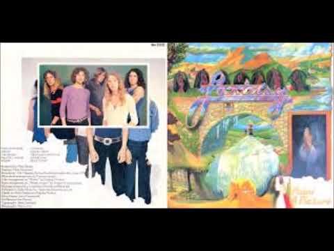 Fantasy -  Paint A Picture 1973  &  ultra rare bonus track