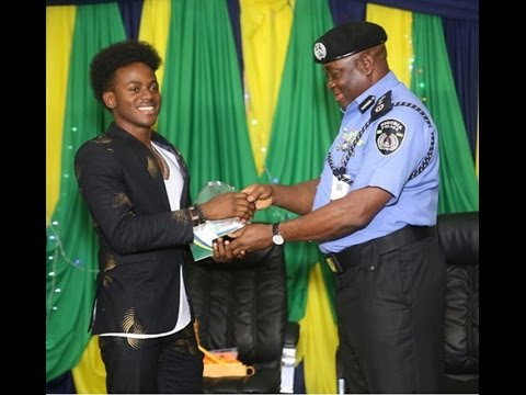 KOREDE BELLO IS THE FIRST NIGERIAN POLICE YOUTH AMBASSADOR (Nigerian Entertainment News)
