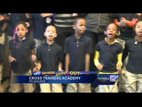 2/12 Shout Out: 3rd graders, Cross Trainers Academy