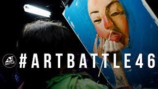 Art Battle Brasil #46 - 07/06/2018