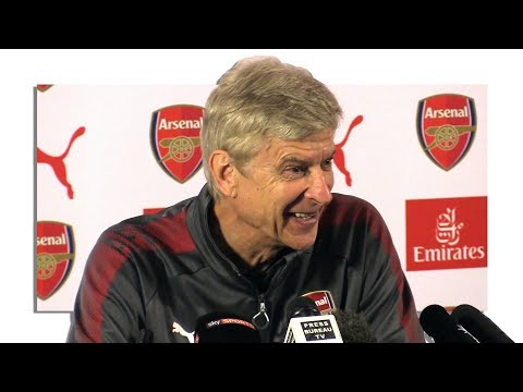 Arsene Wenger Full Pre-Match Press Conference - Stoke v Arsenal - Premier League