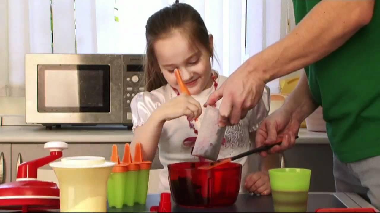 Формы для мороженого с AliExpress - YouTube