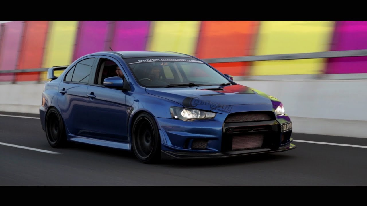 jon's 2015 mitsubishi lancer evolution x mr - youtube