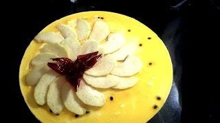 Cách làm bánh phô mai - Cheese cake chanh leo ngon tuyệt