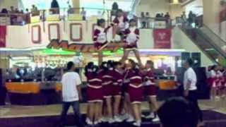 FECheers (SMAN 58 Jakarta) - MCP Cup 2010 @ Thamrin City