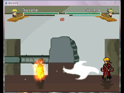 Naruto shippuden ultimate game completo (os melhores chars nzc.