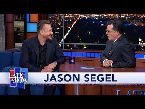 Jason Segel Is