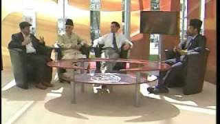 Jalsa Salana Germany 2009 - Day 3 Interview - Part 2 (English)