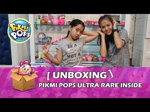 Pikmi Pops Unboxing I Aliya Nayara & Mba Ayu Review HD