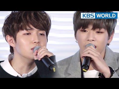 JaeHwan's 'With me' & Kang Daniel's 'You, Clouds, Rain' [Happy Together/2018.01.25]