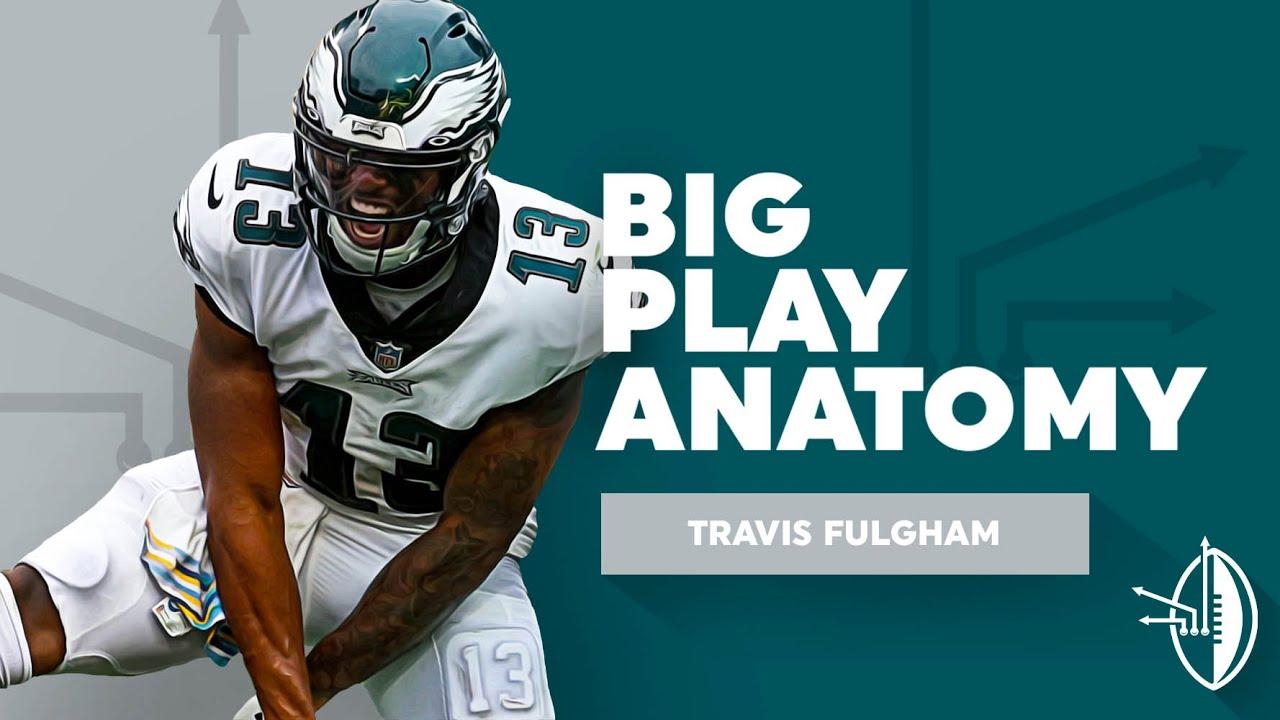 Big Play Anatomy - Travis Fulgham