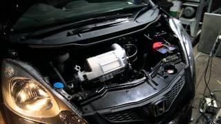 Sprintex Supercharger GE8 First startup after install