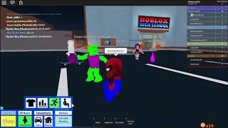 SPIDER MAN EPISODE 8 ROBLOX RISE OF THE GREEN GOBLIN PART 2