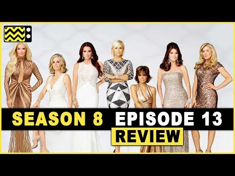 Real Housewives Of Beverly Hills Season 8 Episode 13 Review & Reaction | AfterBuzz TV