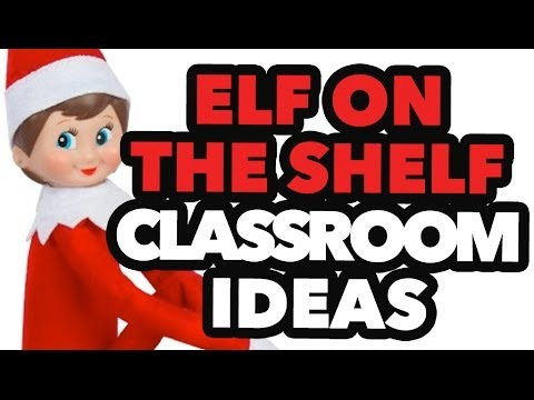 Elf on the Shelf Classroom Ideas from YouTube · Duration:  4 minutes 12 seconds