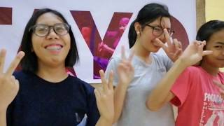 ALAB Dance Camp Hip Hop Choreography (Teens)