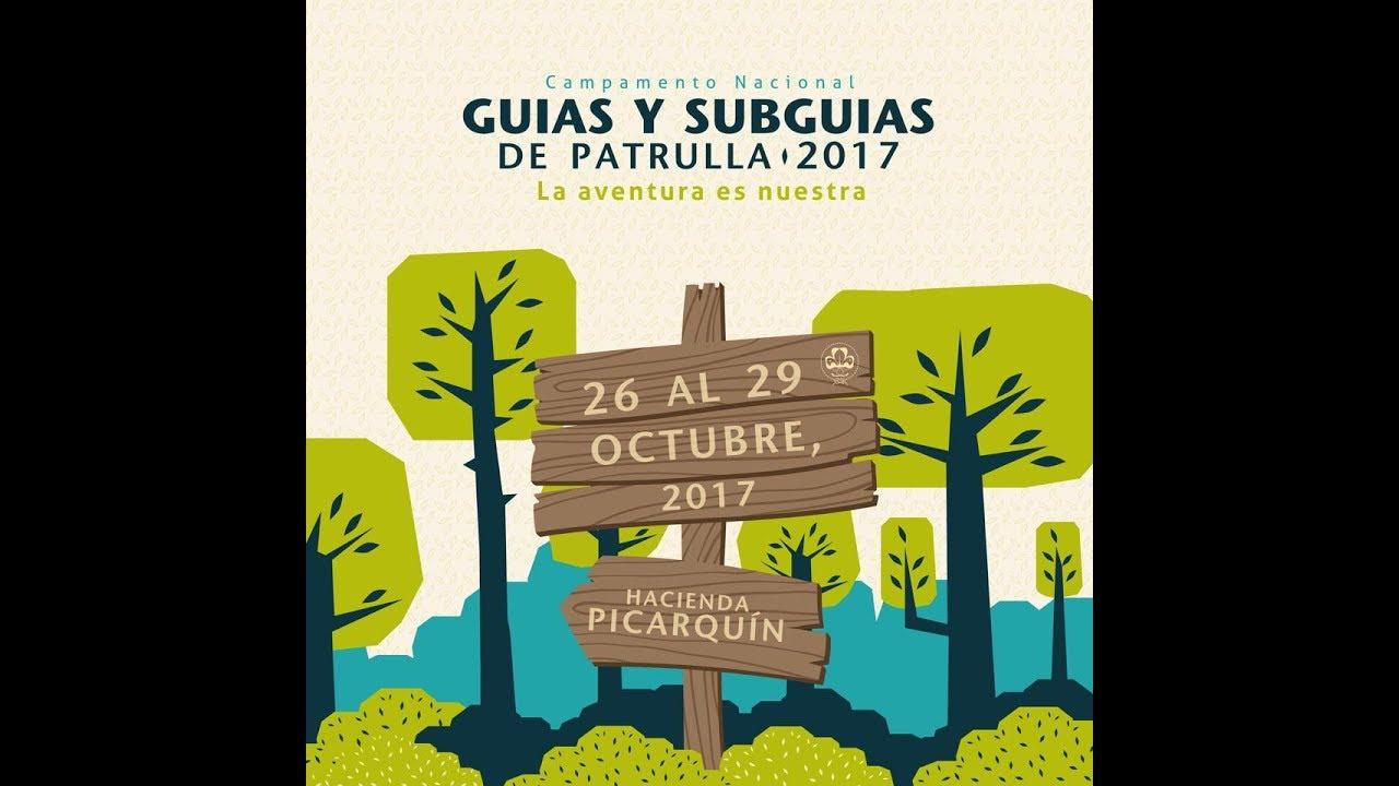 Guía de registro para el Campamento de Guías y Subguías de ...