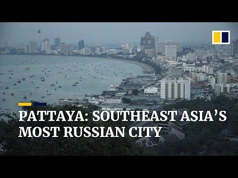 Meet Pattaya's Russian residents