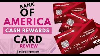 Bank of America Cash Rewards credit card 2019 ***UPDATED VIDEO***
