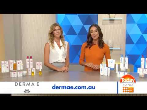 DERMA E Australia | Today Show