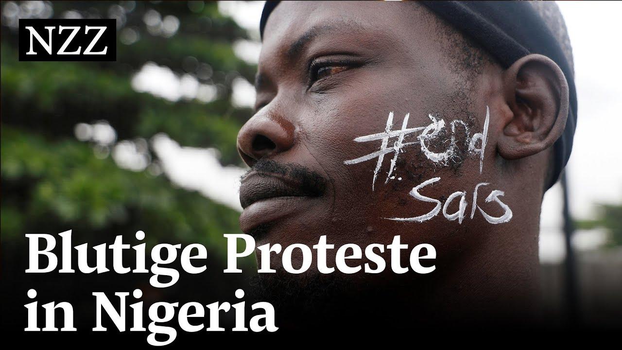 #EndSars: Proteste in Nigeria eskalieren