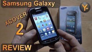 Einrichtung & Kurztest: Samsung Galaxy Xcover 2 Outdoor Smartphone GT-S7710 Android 4.1