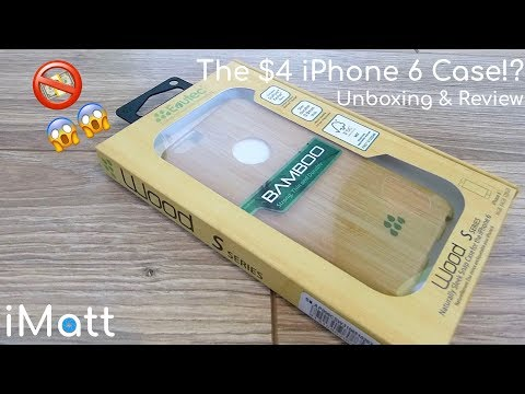 The $4 iPhone Case!? - Unboxing & Review