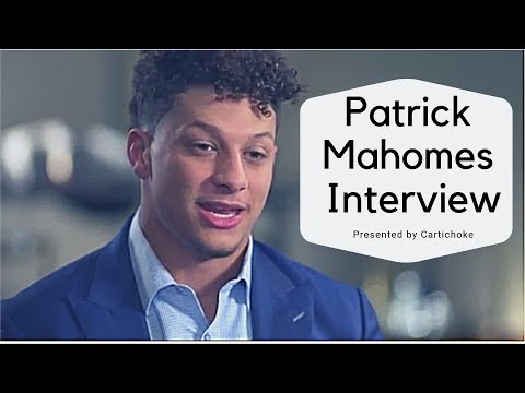 NFL MVP Patrick Mahomes Interview