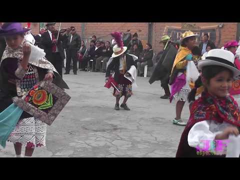 NIÑOS SEMILLEROS DE ORO - ANIVERSARIO 2014 DE VIRGEN COCHARCAS DE APATA - ORQ. SANGRE JAUJINA