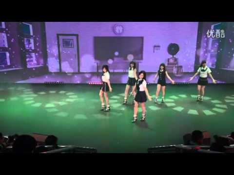 """Chinese women's combined 1931 red team """"Thank you! I"""" premiere 04"""