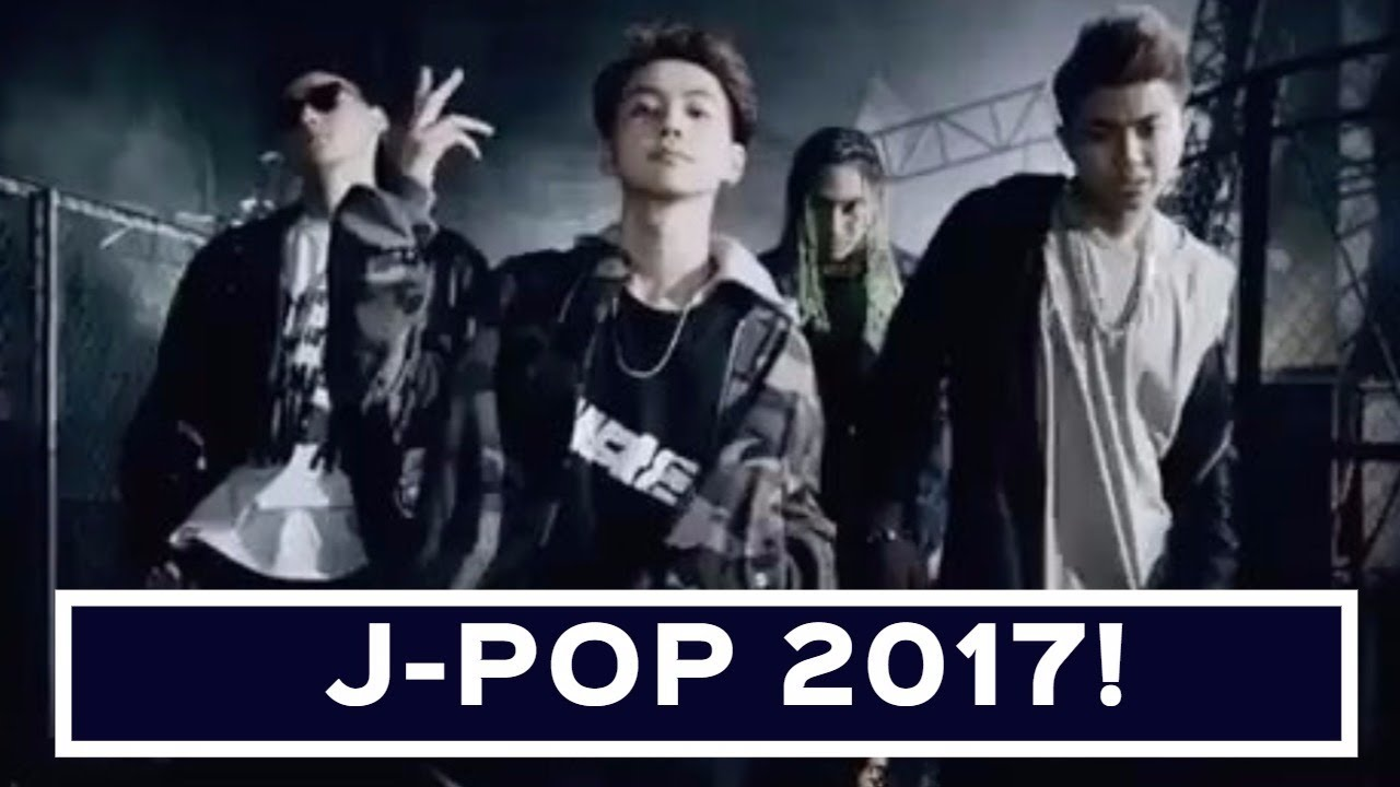My Favourite J-POP Songs of 2017 (January-July)! - YouTube