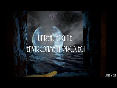 || Unreal Engine Environment Project || Art School - Trimester 3