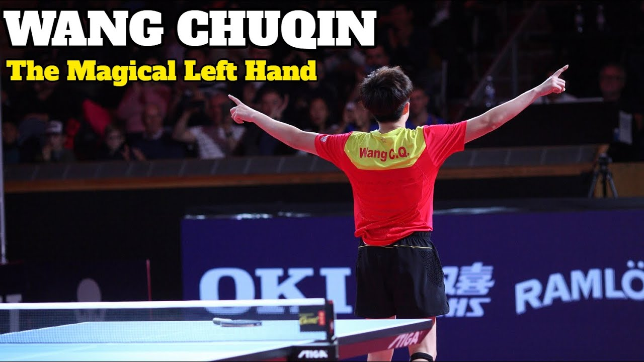 Download Wang Chuqin - The Magical Left Hand ! (Crazy Shots)