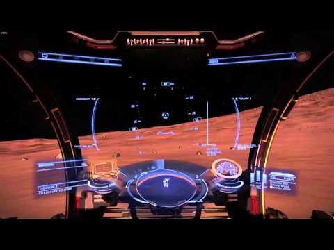 ED: Horizons - Planet mining