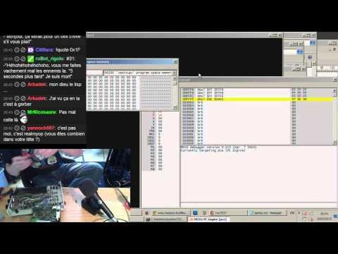 Circuit Bending avec Furrtek PC Engine Special Stunfest ! part4