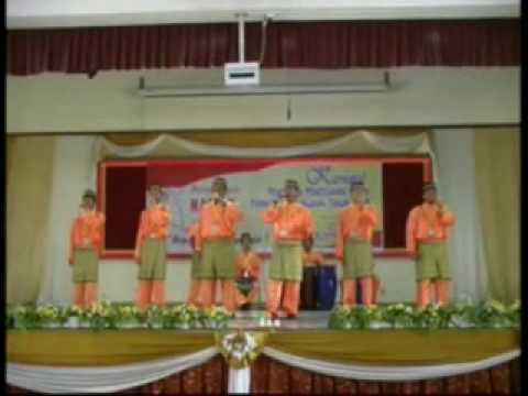 johan kebangsaan nasyid anti dadah 2008- soul al ghamidi