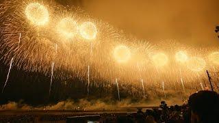 復興祈願花火「フェニックス2016」 長岡まつり大花火大会 8月2日 Nagaoka Fireworks