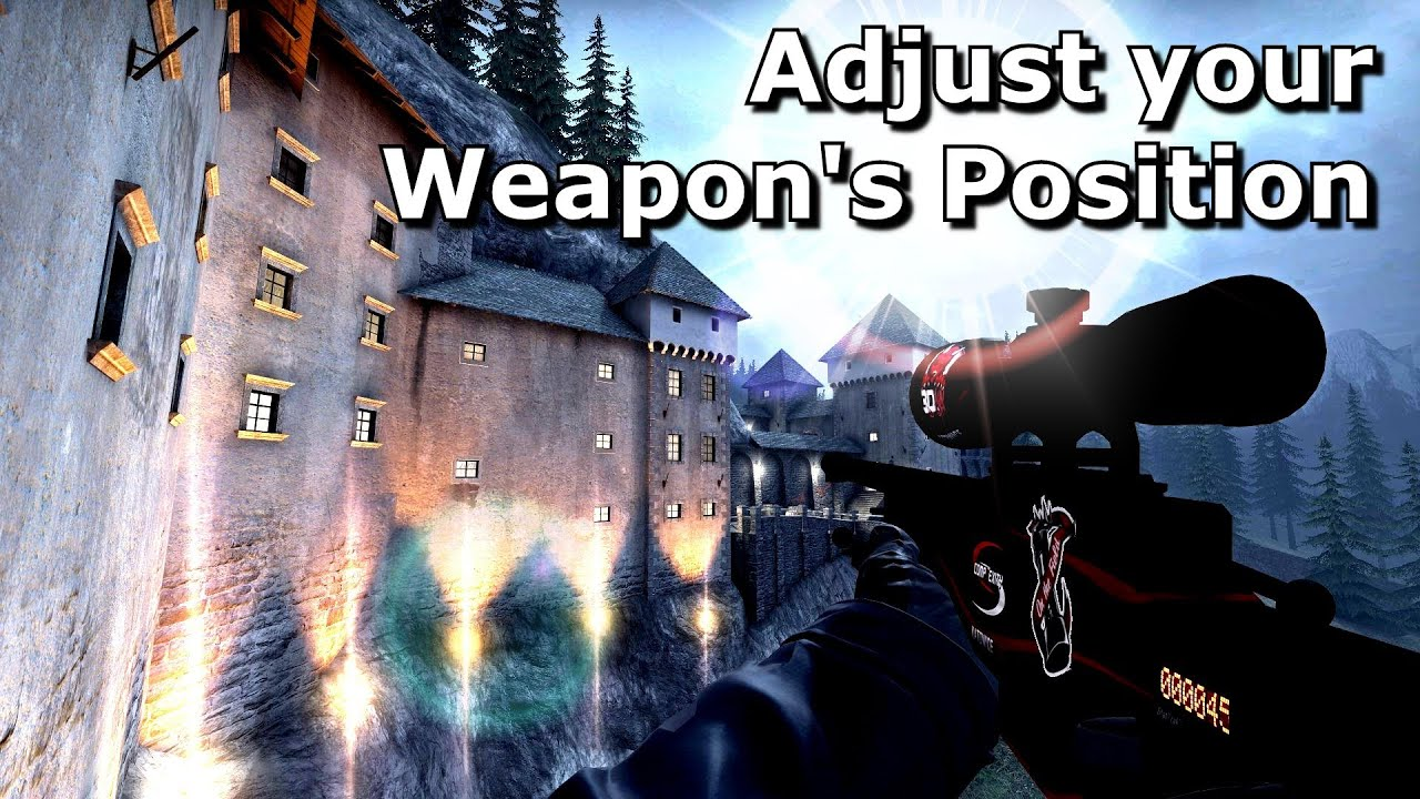 Guide to Optimal Weapon Position with Best Viewmodel