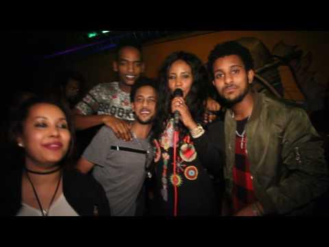 Dehab Fatinga  in Amsterdam Semai Restuarant concert