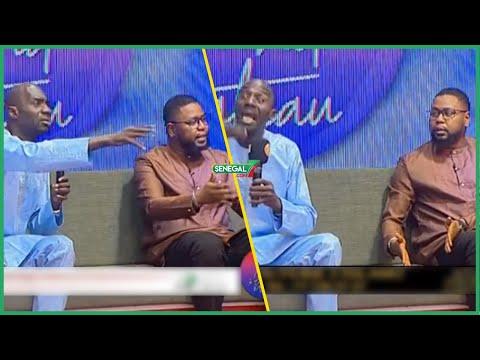 """GP - Débat houleux entre Pape Makhtar Diallo et Omar Faye """"Amo Ben Firndé Ci Li Ngay Wax"""""""