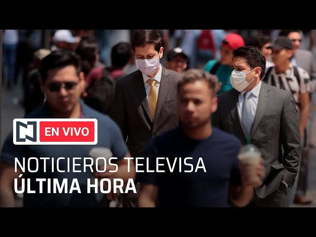 Noticias en Vivo (Última Hora): Noticieros Televisa / ForoTV