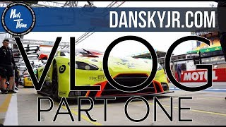 Nicki Thiim | VLOG PART ONE | 24h of Le Mans 2018 | Aston Martin Racing